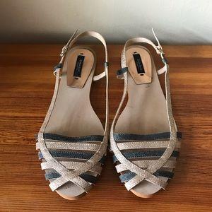 Zara Basic sandals